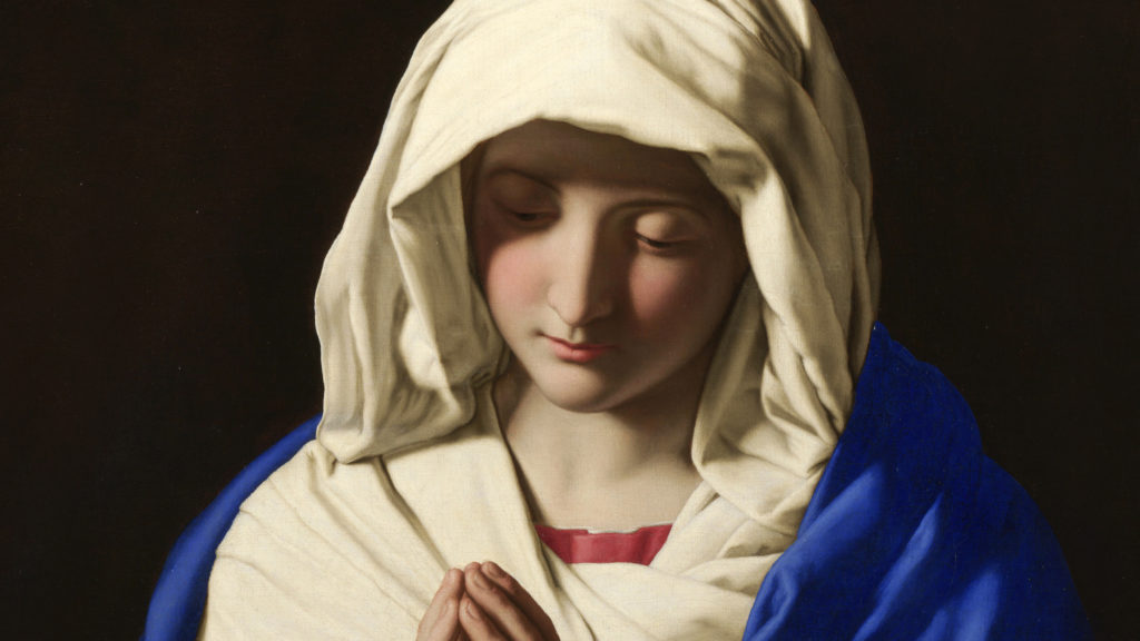 Ave Maria - Latin Prayer