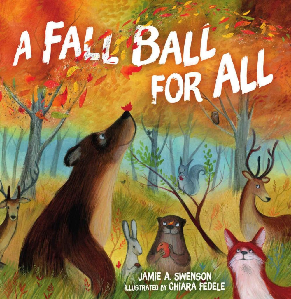 A Fall Ball for All - Jamie A. Swenson