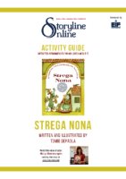 Strega Nona family activity guide