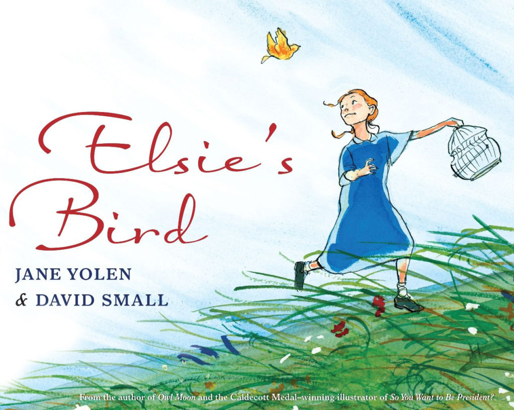Elsie's Bird - Jane Yolen