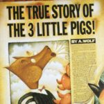 The True Story of The Three Little Pigs