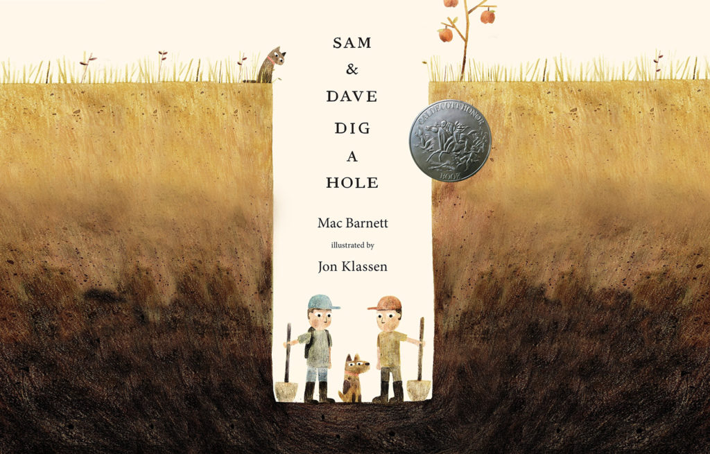 Sam and Dave Dig a Hole - Barnett / Klassen