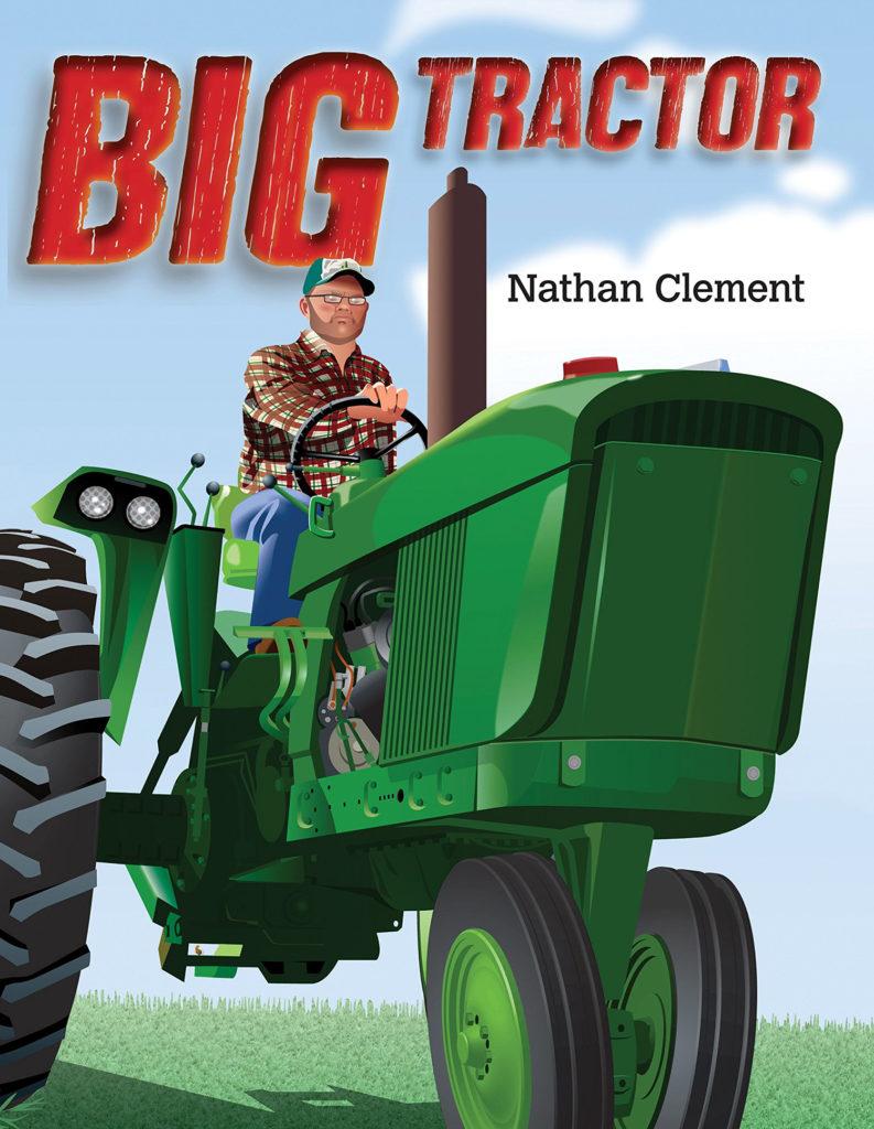 Big Tractor - Clement