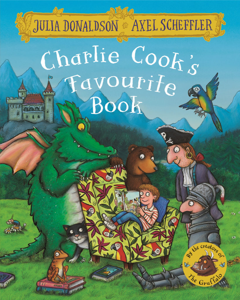 Charlie Cook's Favorite Book - Donaldson