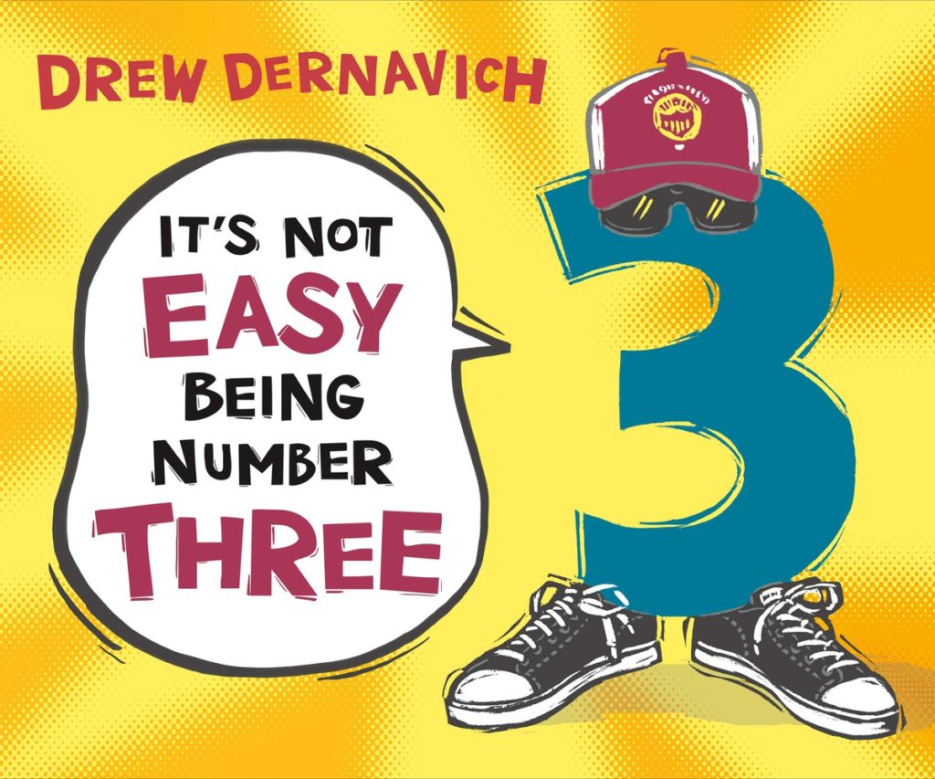 It's Not Easy Being Number Three - Dernavich