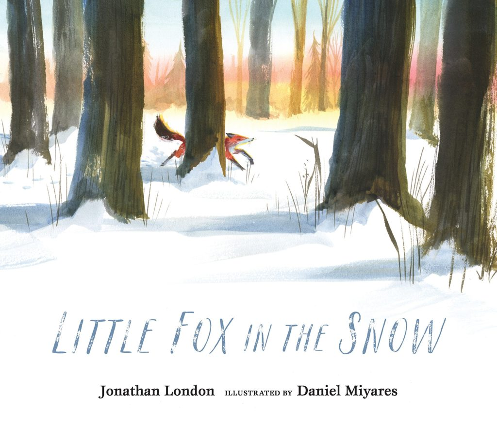 Little Fox in the Snow - London / Miyares