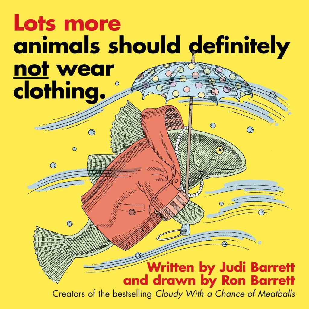 Lots More Animals Should Definitely Not Wear Clothing - Barnett