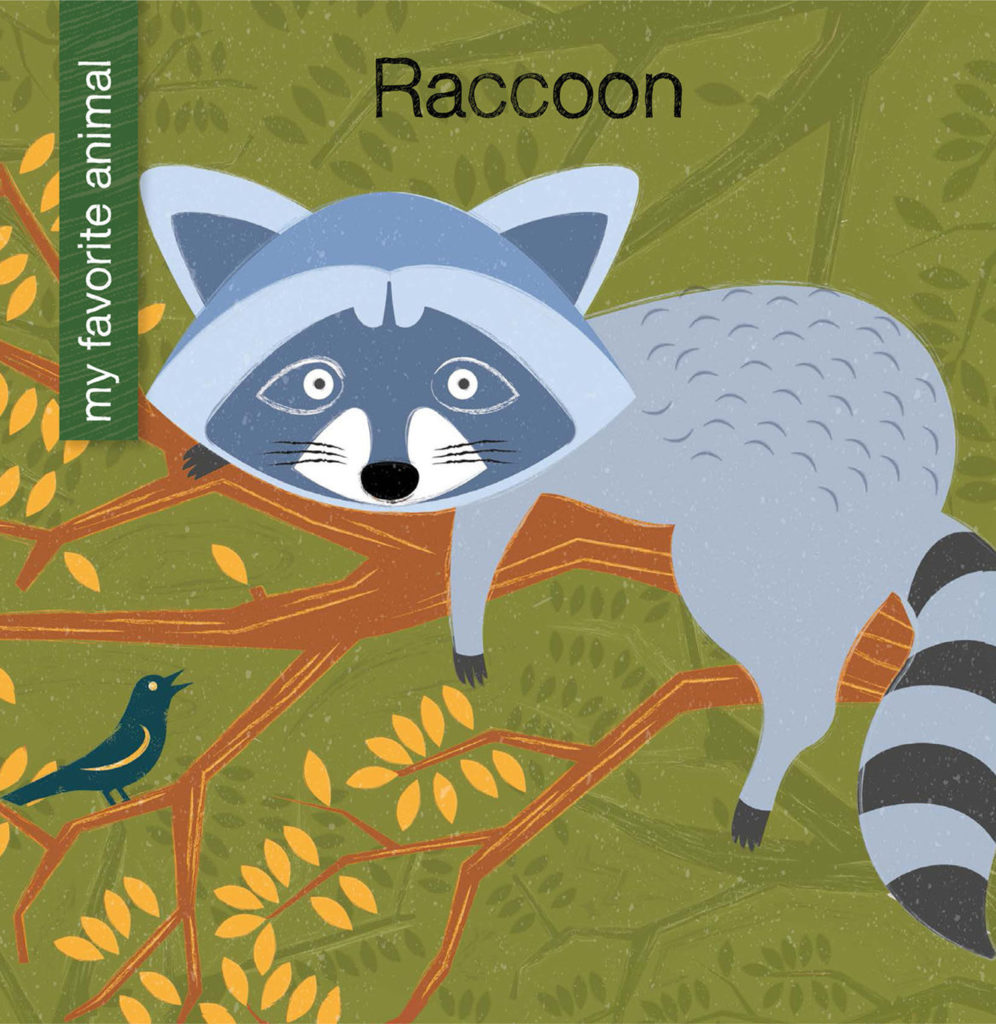 My Favorite Animal - Raccoon - Loh-Hagan / Bane