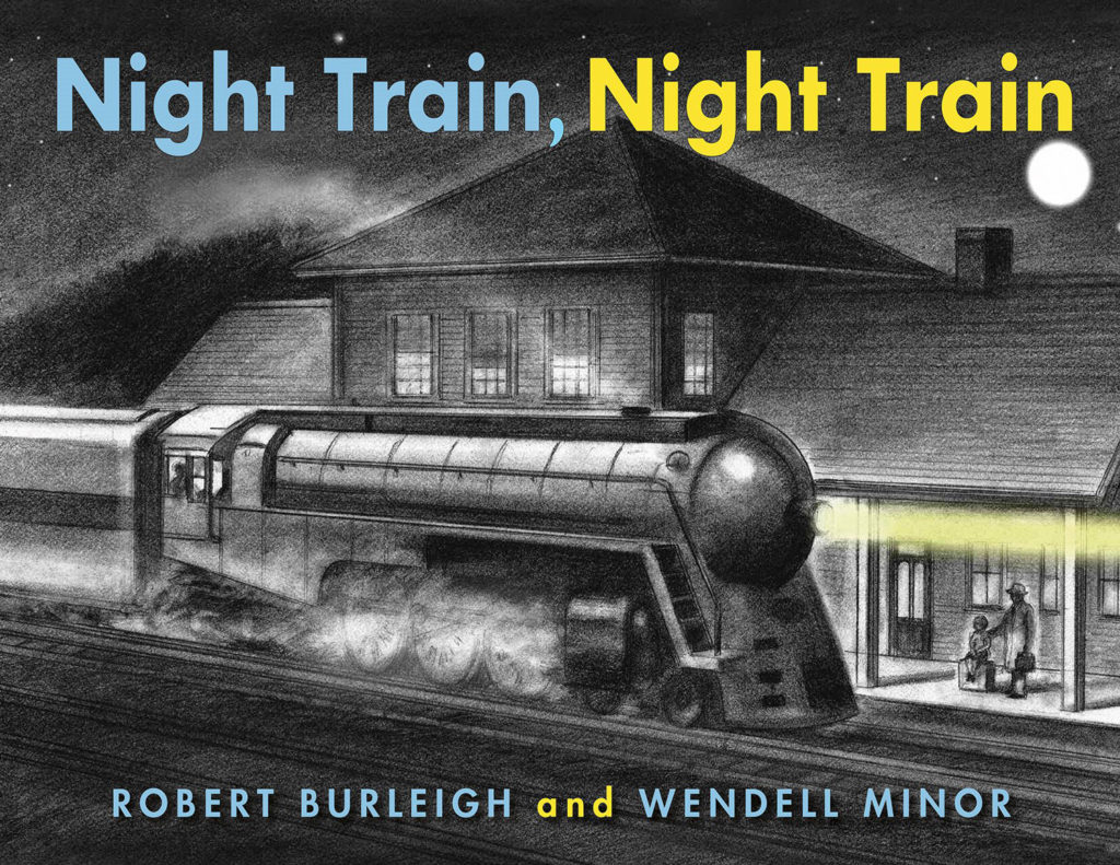 Night Train - Burleigh