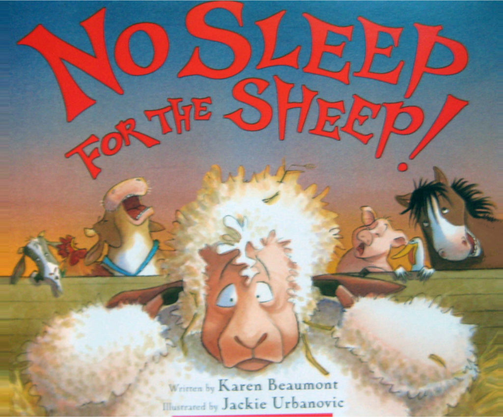 No Sleep for the Sheep - Beaumont
