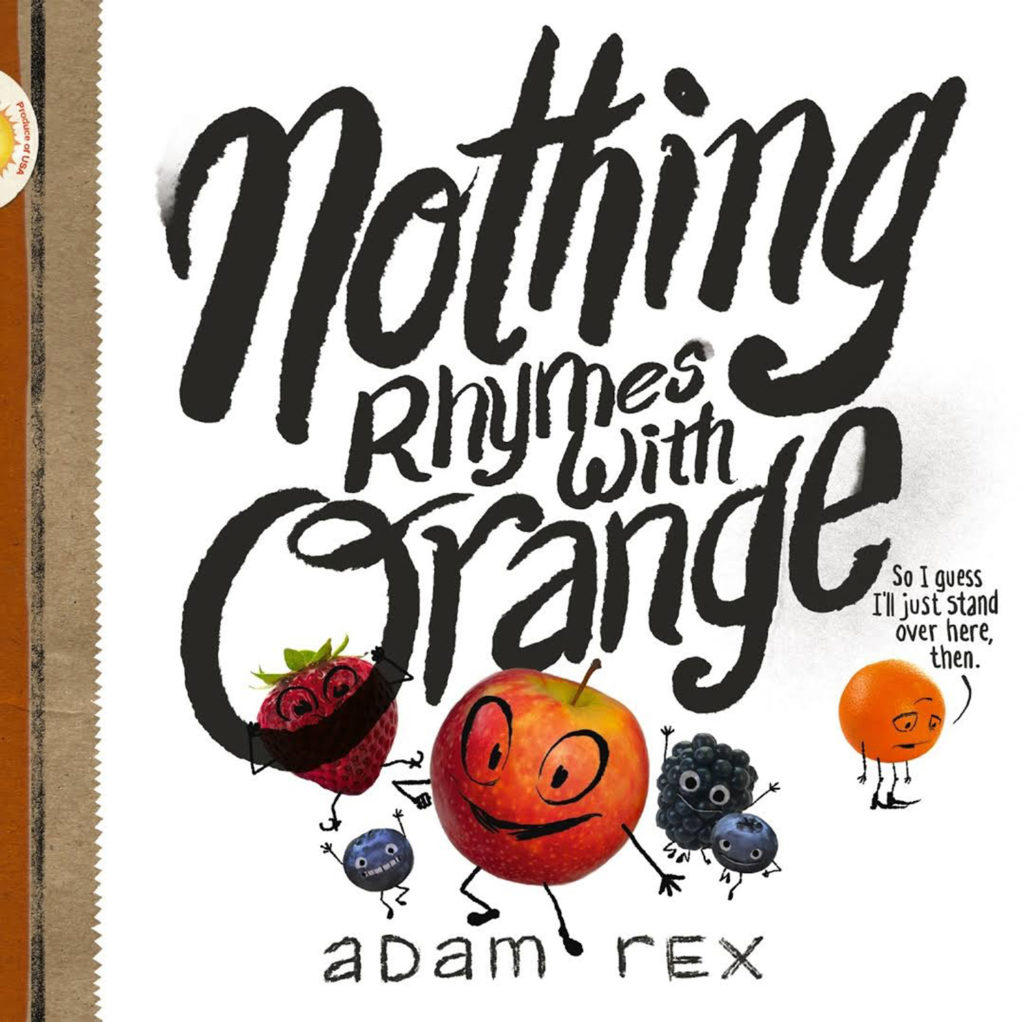 Nothing Rhymes with Orange - Rex