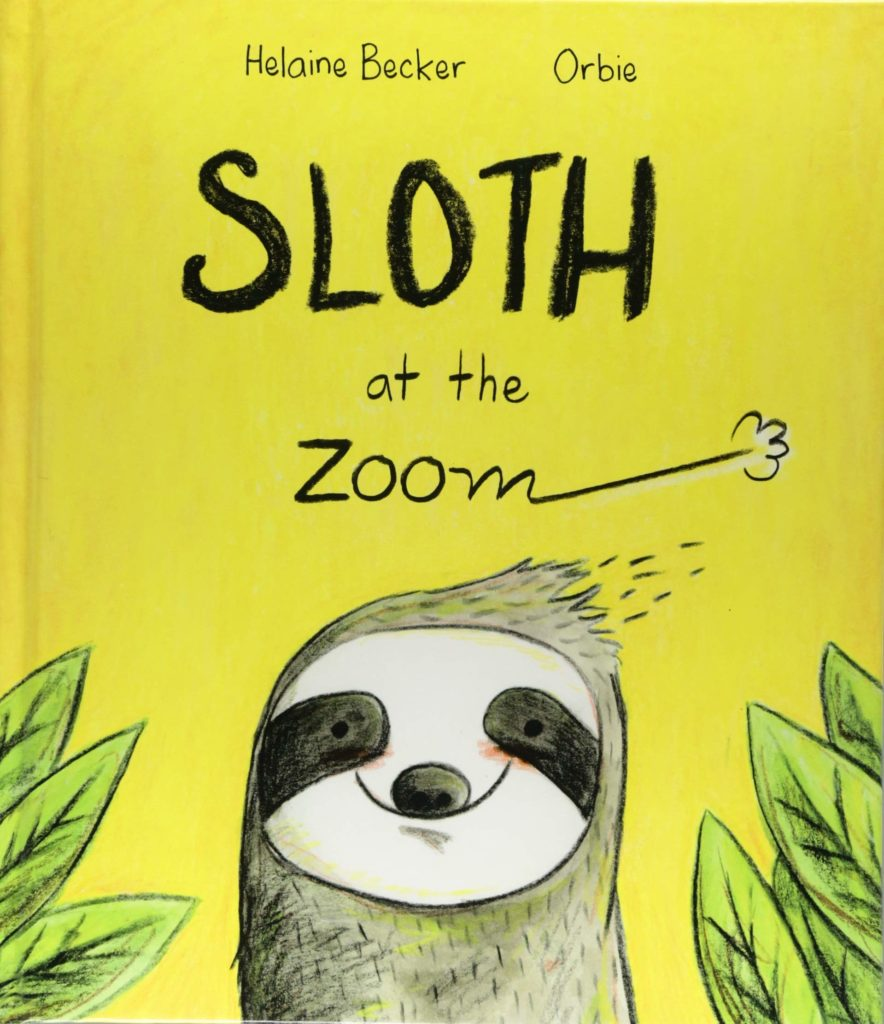 Sloth at the Zoom - Becker