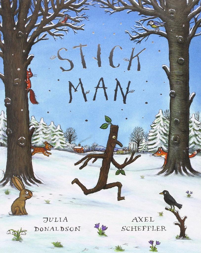 Stick Man - Donaldson