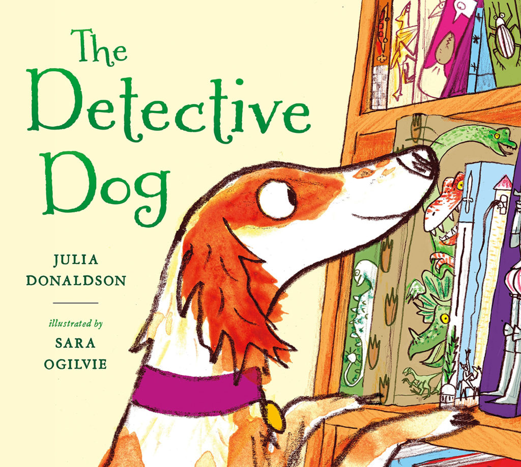 The Detective Dog - Donaldson