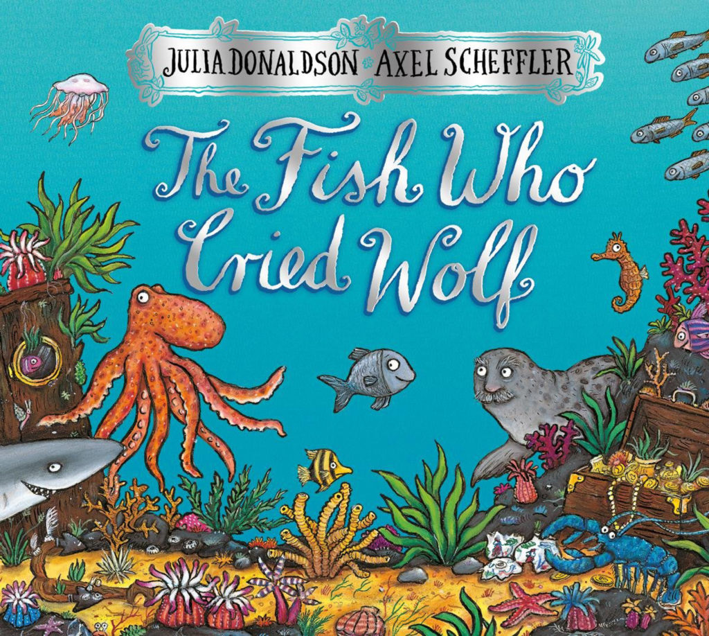 The Fish Who Cried Wolf- Donaldson