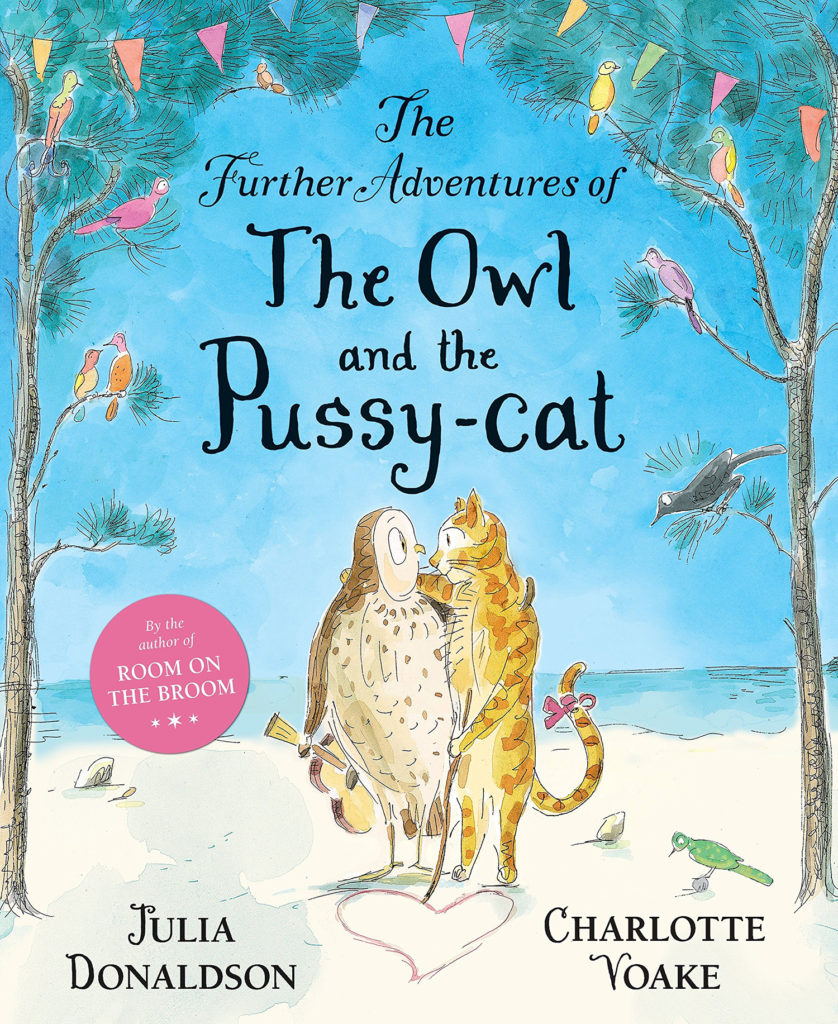 The Owl and the Pussy-cat - Donaldson