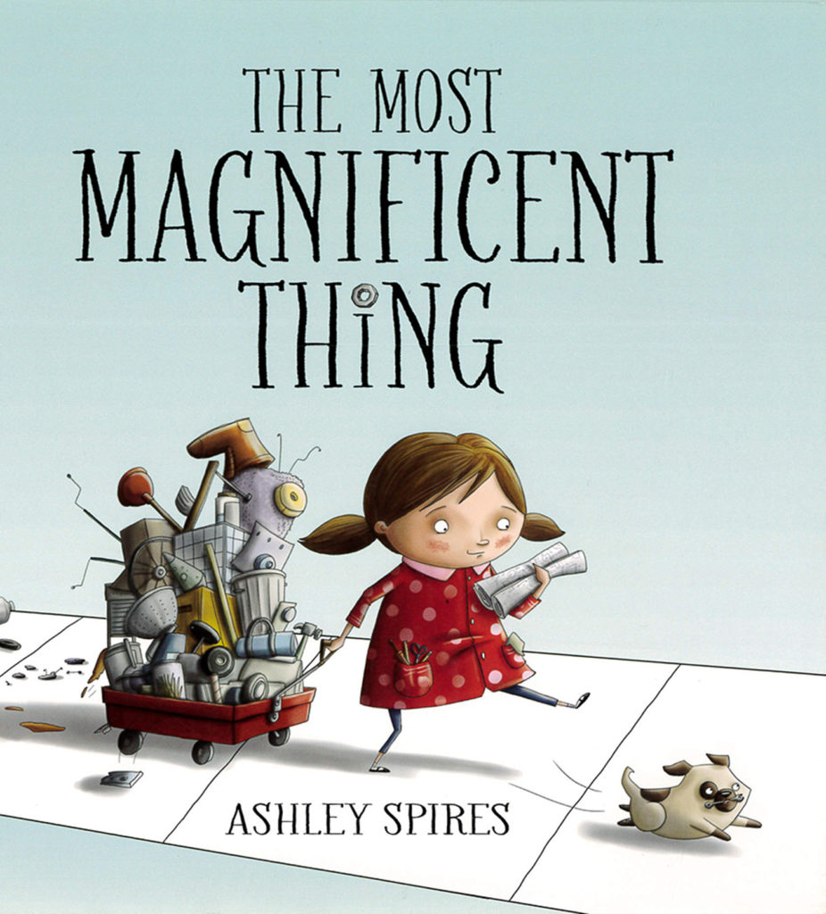 The Most Magnificent Thing - Spires