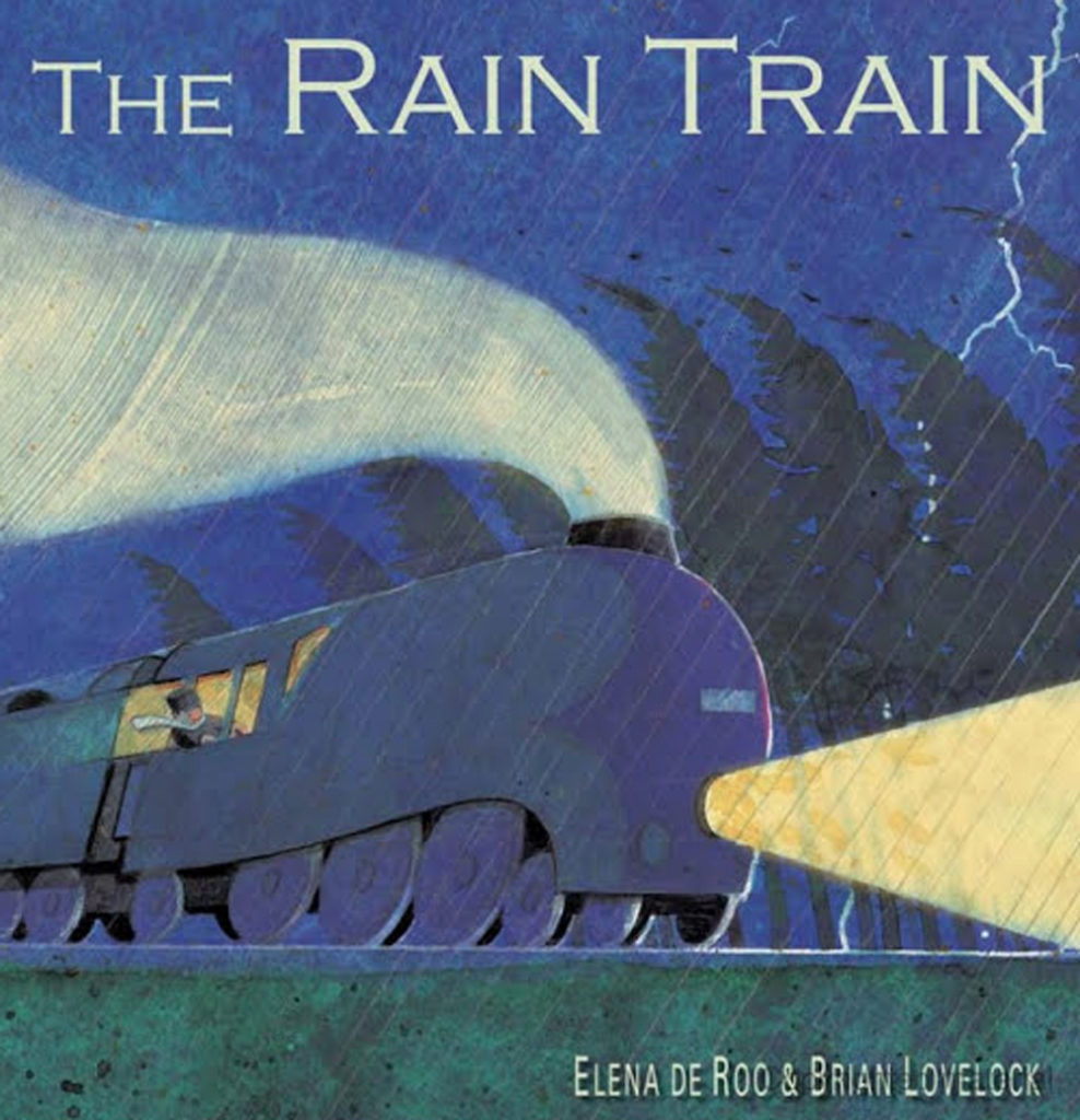 The Rain Train - de Roo