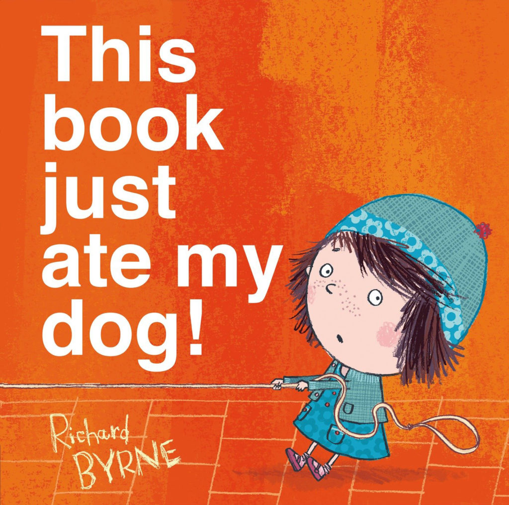 This Book Ate My Dog - Byrne