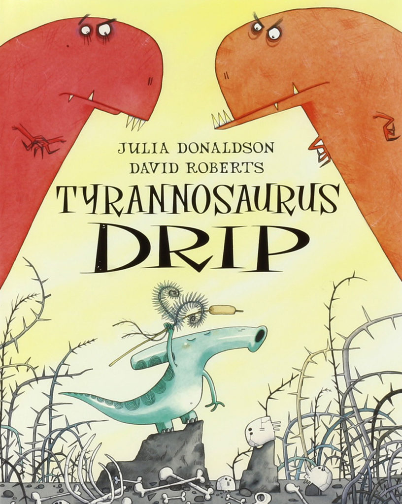 Tyrannosaurus Drip - Donaldson