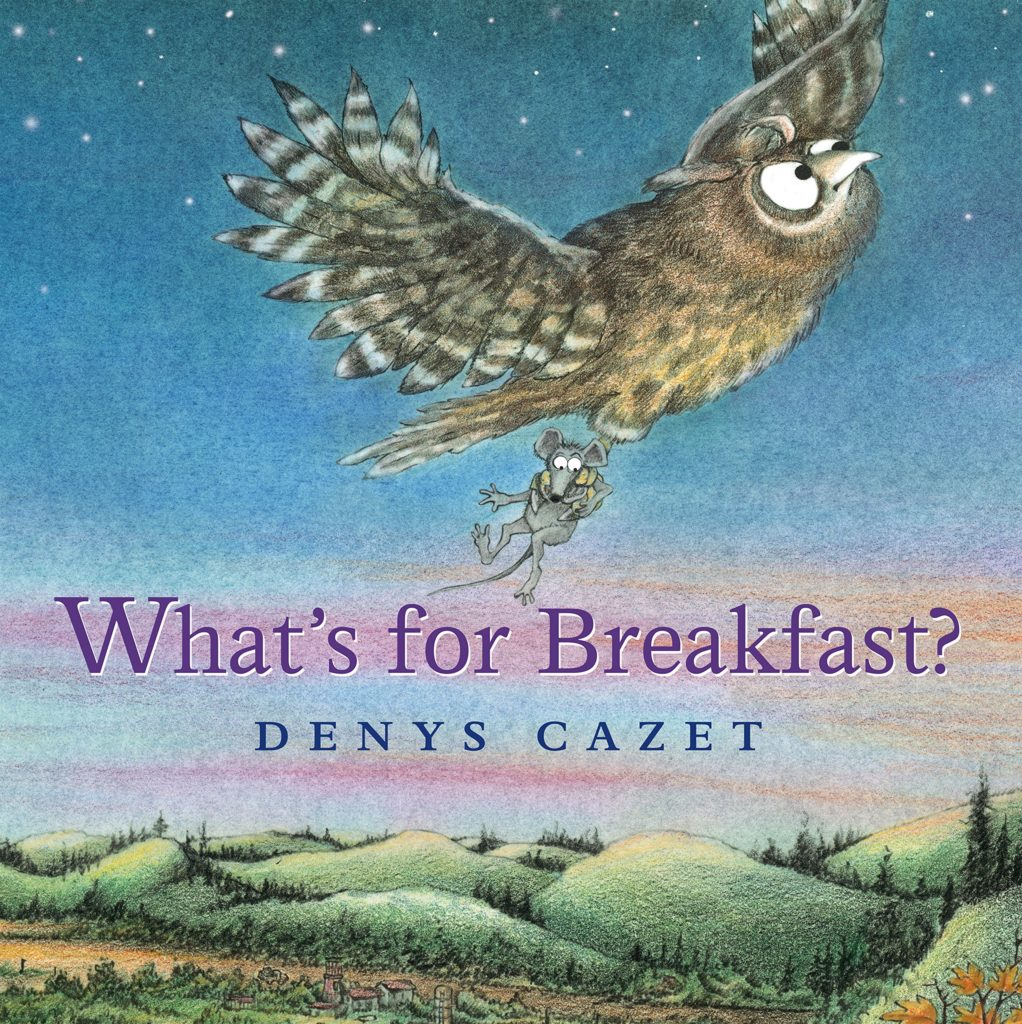 What's for Breakfast - Cazet
