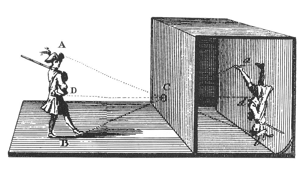 Build a Camera Obscura