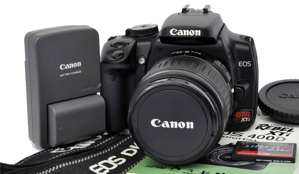 Canon Camera and accessories